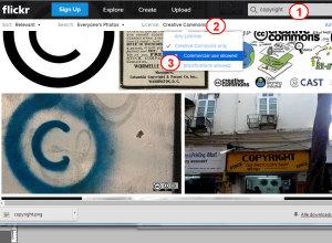 afbeeldingen voor je website op flickr