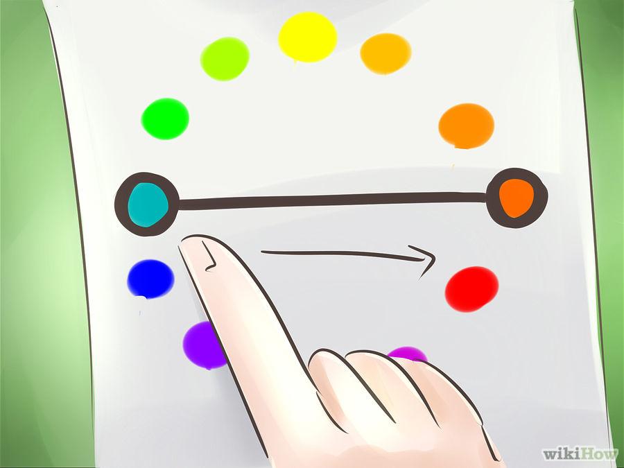 met kleuren en foto's de juiste sfeer op je website creëren