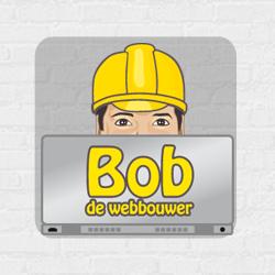 Bob de webbouwer inhuren