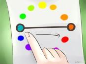 Complementaire kleuren combineren