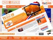 Oranje wordt geassocieerd met alles wat Hollands is